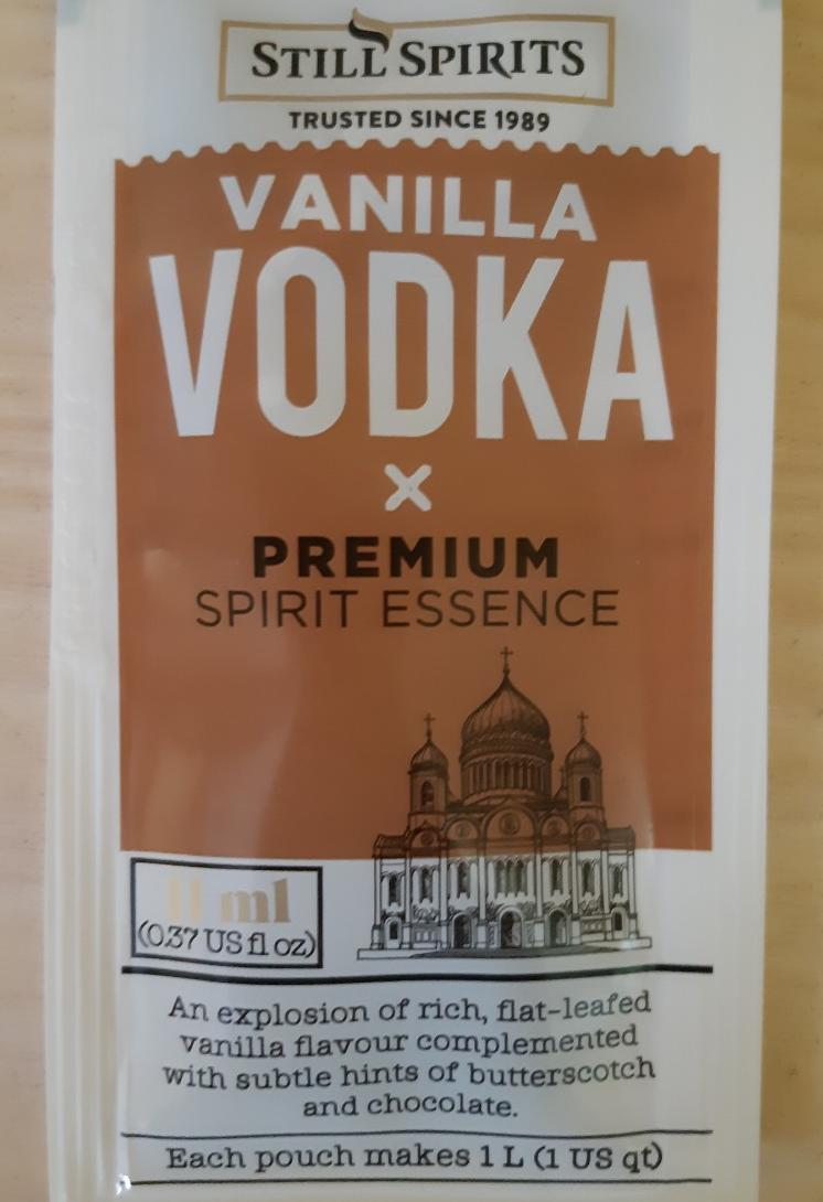 Эссенция Still Spirits Vanilla Vodka